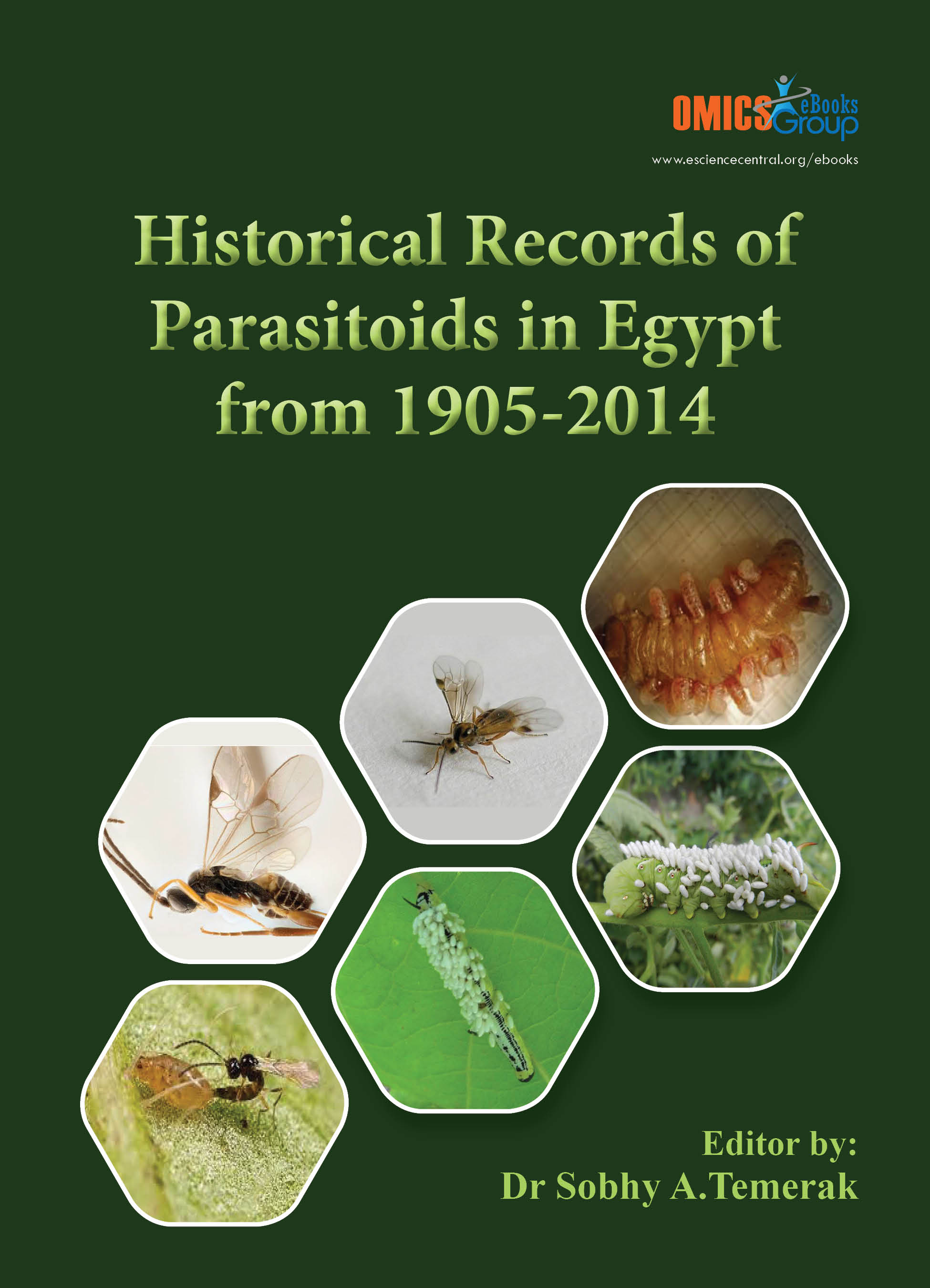Historical records of parasitoids in Egypt from 1905-2014